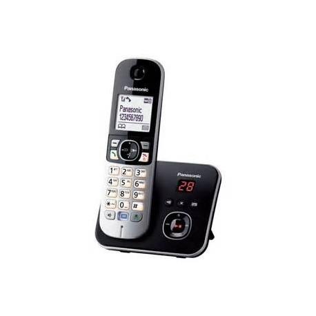 TELEPHONE SANS FIL PANASONIC KX-TG6821FRB